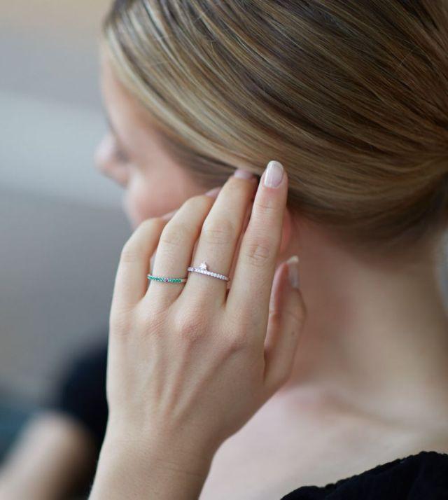 SOFIA戒指(绿)