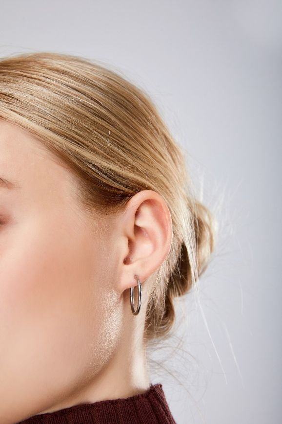 Sigrid 耳环圈(中)