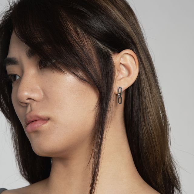 ICON 垂坠式耳环