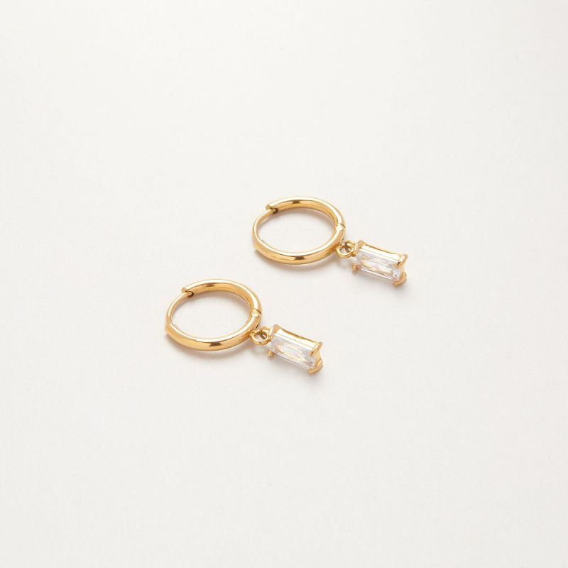 ICON 圈式耳环