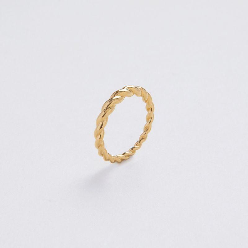 Donna 扭纹戒指